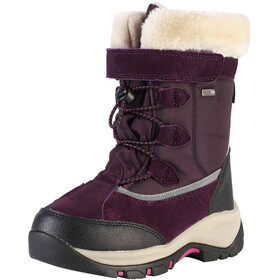 Reima Samoyed Winter Boots Kids deep purple
